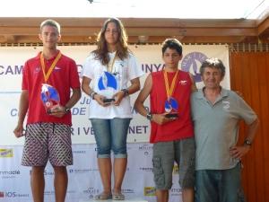 Guanyadors Campionat Catalunya patí Júnior categoria absoluta